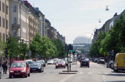 Berras Biluthyrning Södermalm